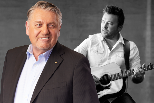 Ray Hadley moved by country musician's powerful message