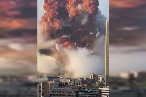 'Like a war zone': Australian in Beirut describes chaotic scenes one week on