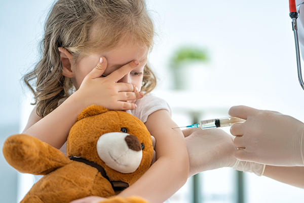 Children won't be exempt from COVID-19 vaccine, NSW Chief Health Officer says