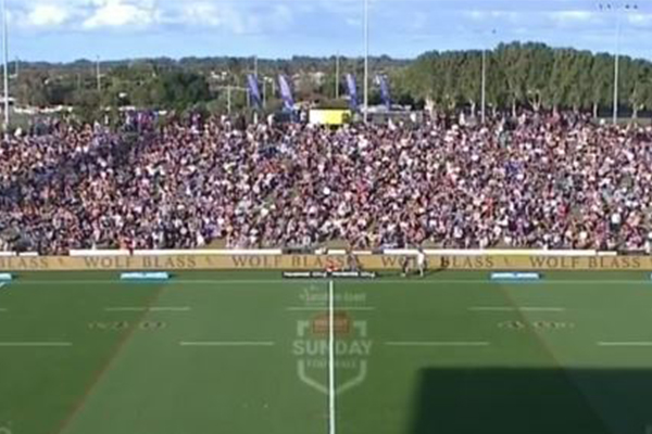 Article image for NRL fan speaks up over 'uncomfortable' COVID-19 rule flouting