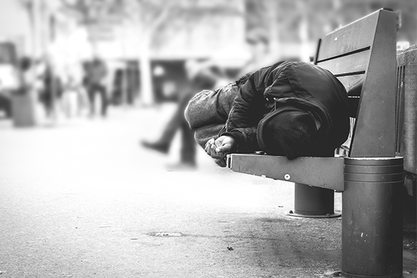 COVID-19 homelessness crisis exposes new vulnerable groups