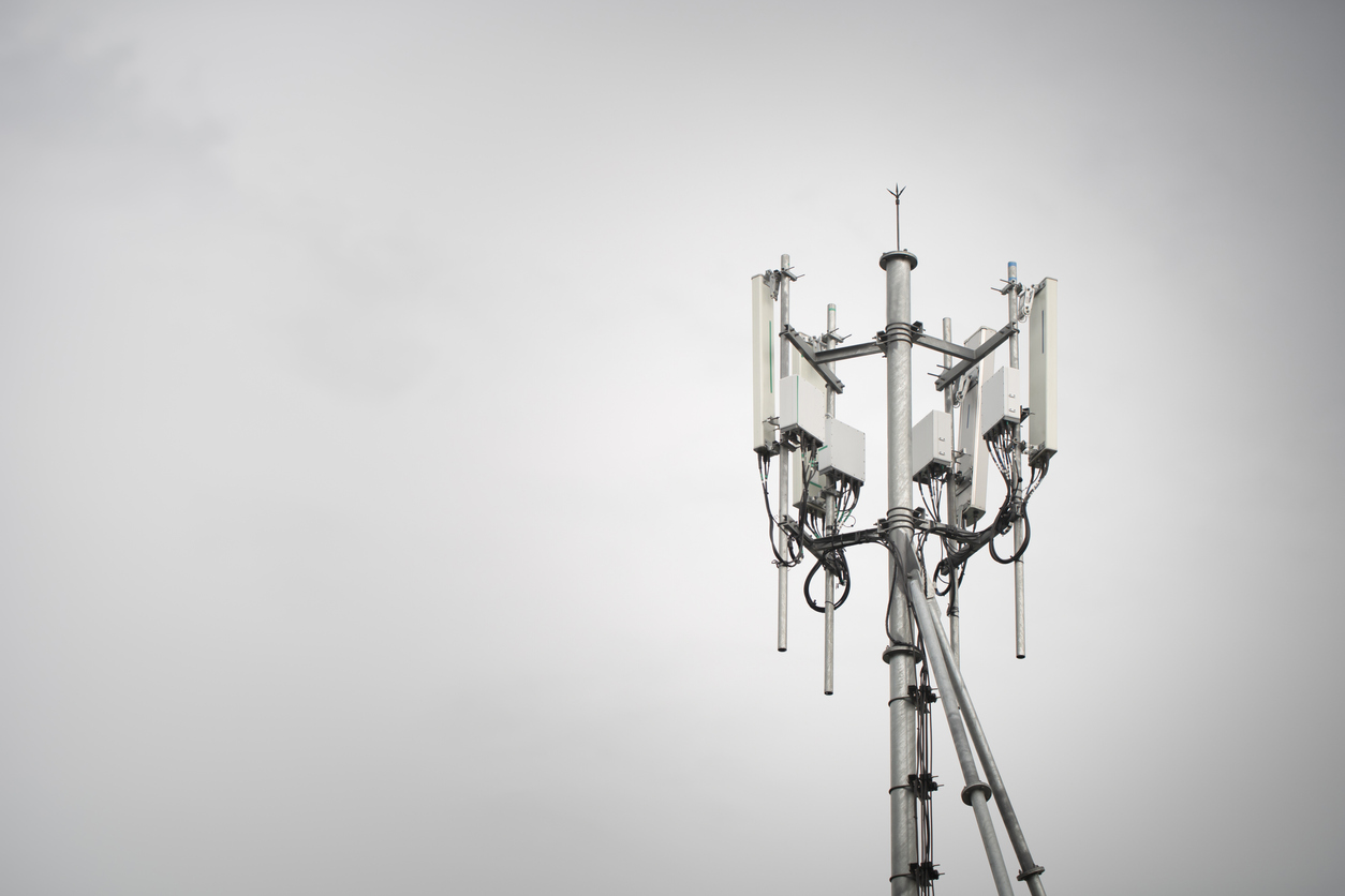 5G radiation risk akin to using a microwave