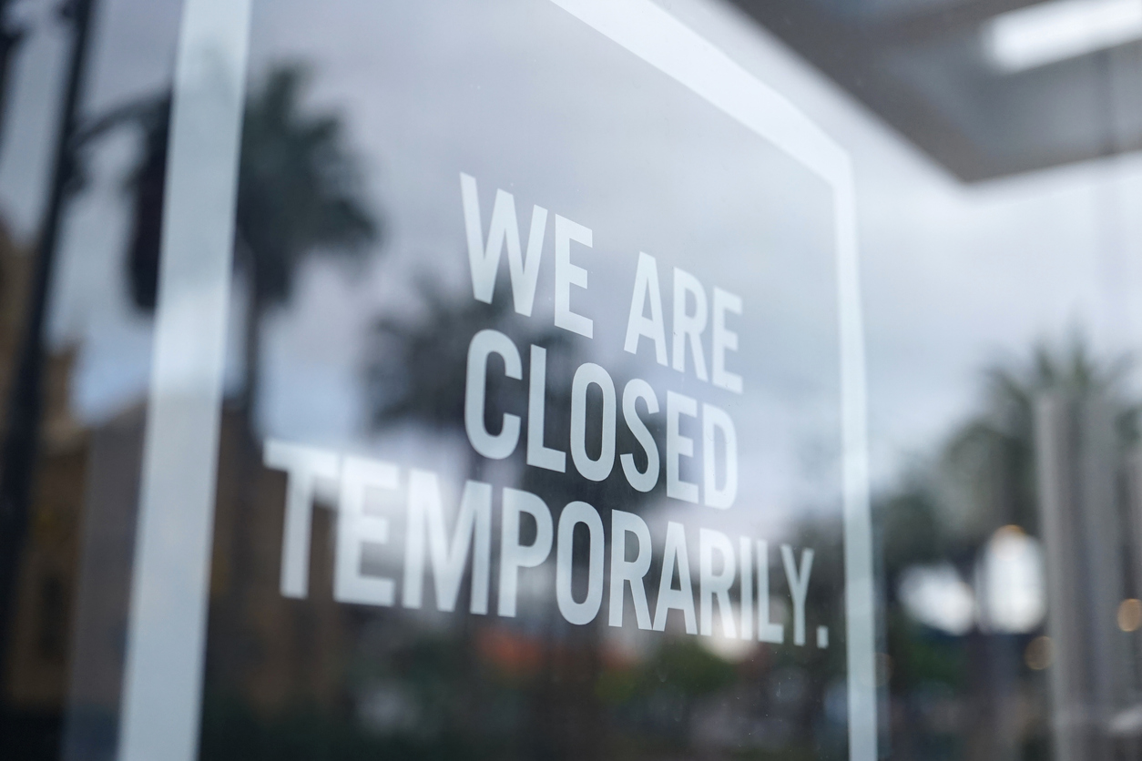 Article image for Pilot Light Mode: Business reacts to Melbourne's shutdown