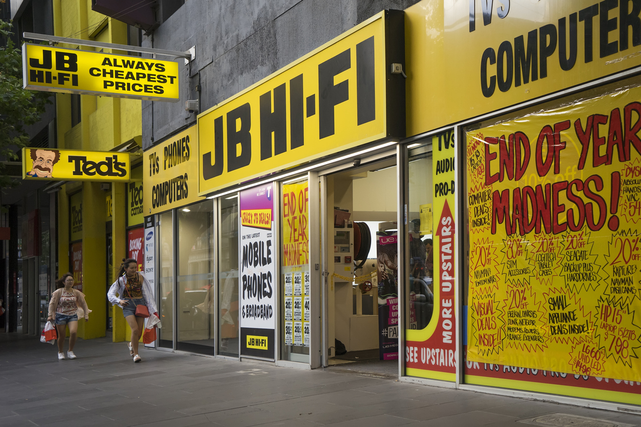 Article image for Surging sales and record profits amid the COVID-19 retail revolution