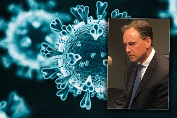 Article image for Health Minister not worried about halted AstraZeneca vaccine rollout
