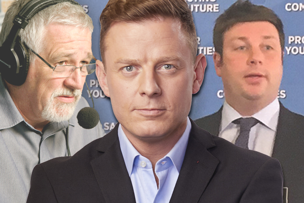 Article image for Why you'll be hearing more from Tim Smith on Ben Fordham's show