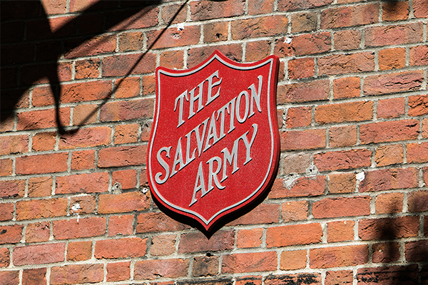 A little helps a lot amid Salvos' volunteer army drop-off
