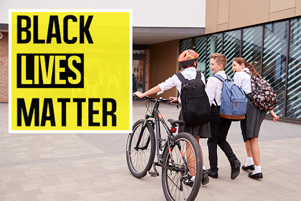 Article image for Mark Latham speaks out against NSW school involving students in Black Lives Matter