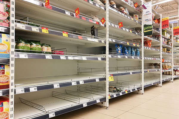 Article image for Victorian restrictions pose risk to nation's food supply