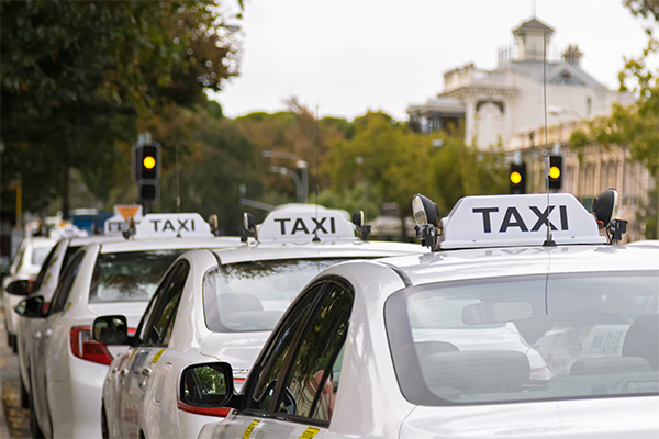 Article image for Taxi company's full fleet to return to the roads as JobKeeper ends