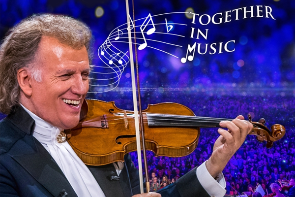 How André Rieu's son won him over with COVID compromise