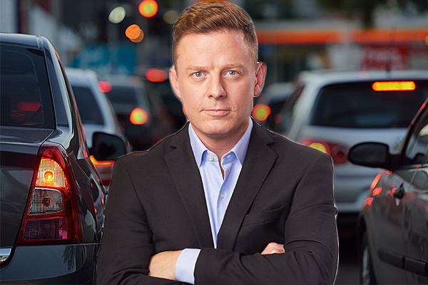 Article image for 'Stop pinching our money!': Ben Fordham slams rego 'revenue-raising'