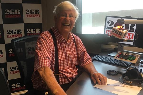 Radio legend Bob Rogers announces retirement