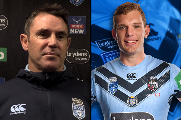 Article image for EXCLUSIVE | NSW Blues coach responds to Tom Trbojevic injury reports