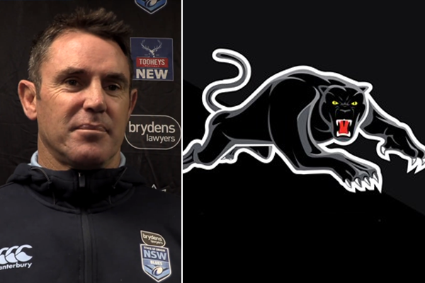 Article image for Brad Fittler backs Panthers to 'absolutely' go all the way