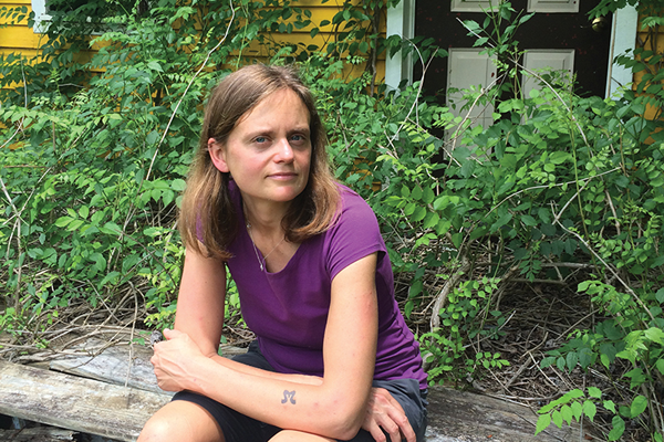 Article image for Cult victim reveals how she fell prey to a polyamorous environmental commune