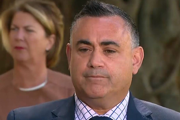 I M Just Not Right John Barilaro S Candid Conversation With Ben Fordham 2gb