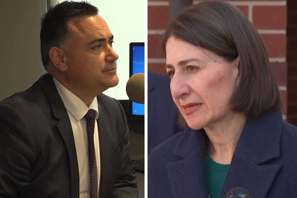 Article image for 'We've got the win': John Barilaro claims victory after crisis meeting with Premier