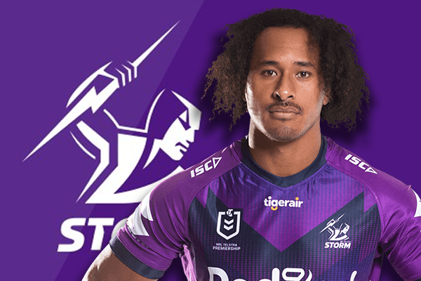 Melbourne Storm star Felise Kaufusi's finals week one preview