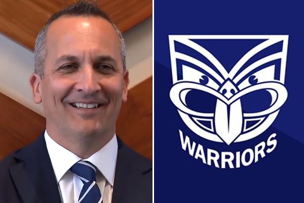 Article image for NRL boss commends NZ Warriors' 'unbelievable sacrifices'