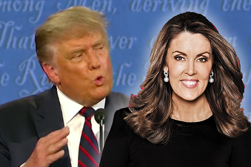 Article image for 'Zip it': Peta Credlin says debate was a 'missed opportunity' for Trump