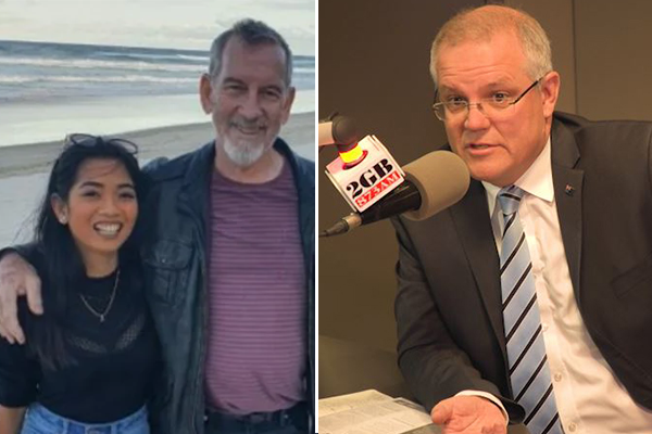 Article image for 'I've done all I can': Prime Minister makes desperate plea to Queensland Premier