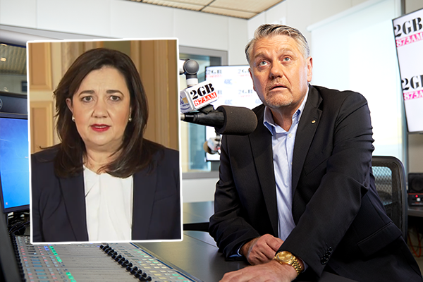 Article image for Ray Hadley declares Queenslanders' shame in blistering spray