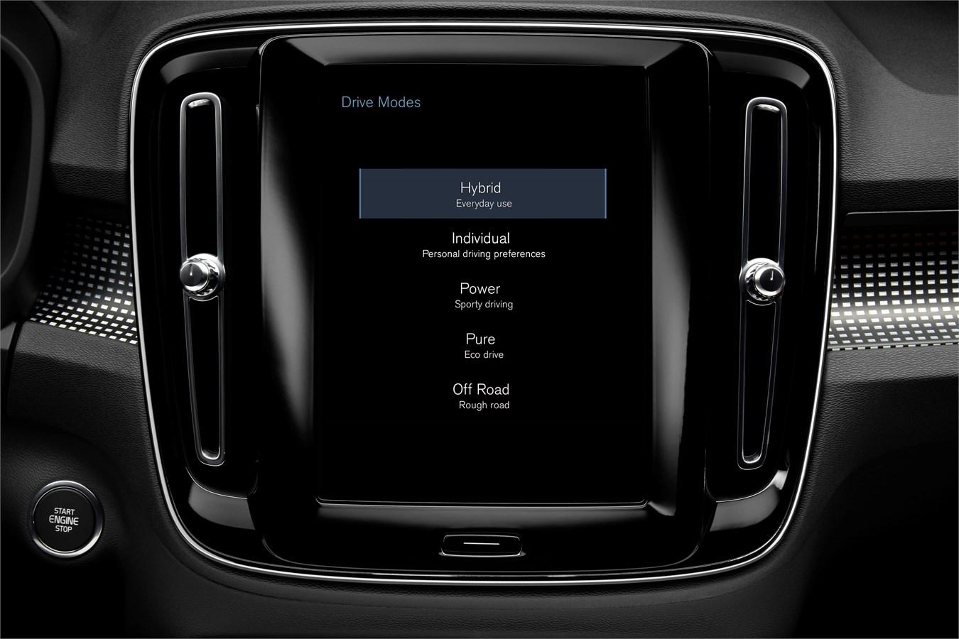 Volvo XC40 Hybrid - 2