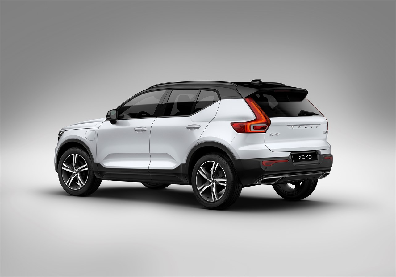 Volvo's XC40 plug-in hybrid is soon to arrive in showrooms but is it worth the extra money over the highly-regarded petrol models.