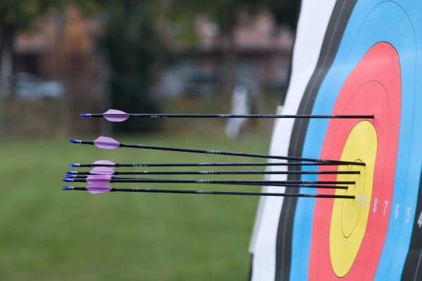 John Stanley's debut call of archery at Sydney Olympics
