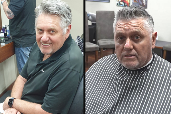 Article image for WATCH | Extreme makeover Ray Hadley style