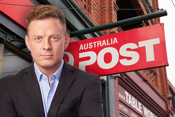 Article image for Ben Fordham slams treatment of former Australia Post boss Christine Holgate