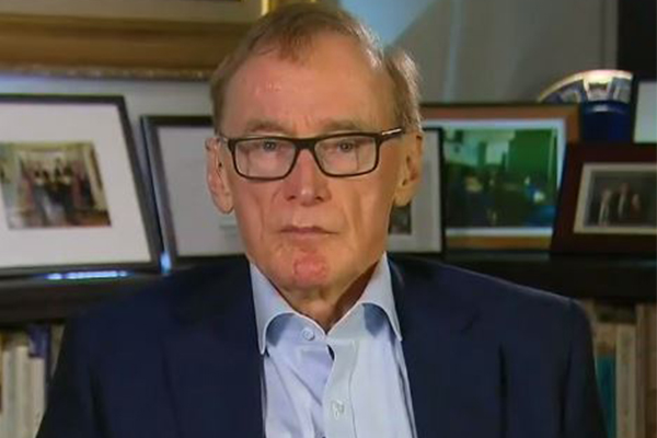 Article image for Bob Carr hits back at 'staggering' claims by NSW Nationals