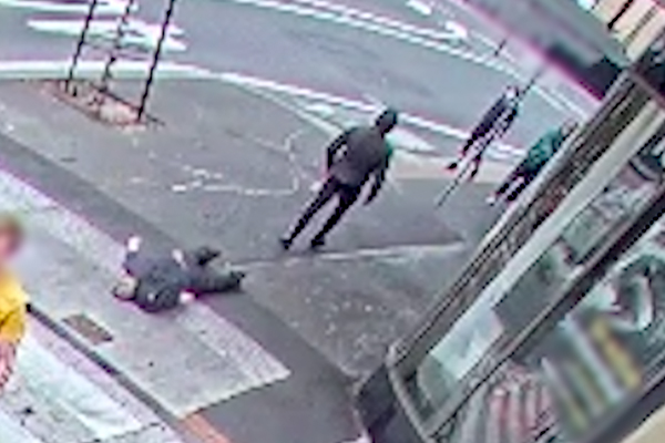 Article image for Police release CCTV images after coward punch leaves man with fractured skull