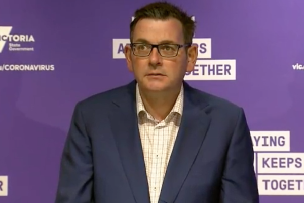Article image for Liberal MP slams Victorian Premier over 'real truth' behind construction shutdown