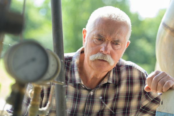 What makes you a 'grumpy old man'?