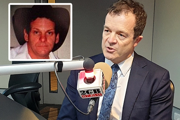 Article image for NSW Attorney-General powerless to stop the release of serial killer
