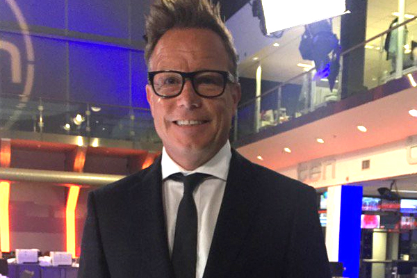 Article image for Tim Bailey admits Channel 10 sacking 'a knife through the back'
