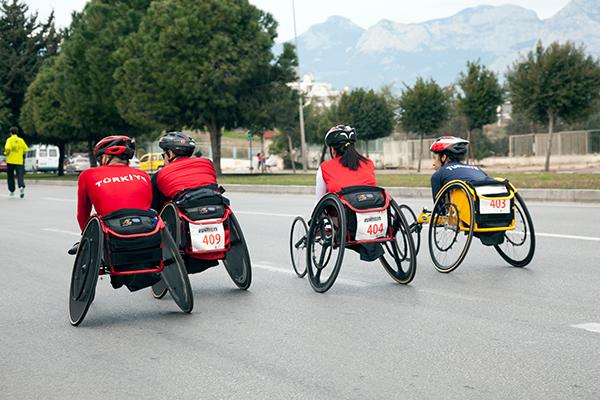 'I immediately fell in love': Paralympian's inspiring journey