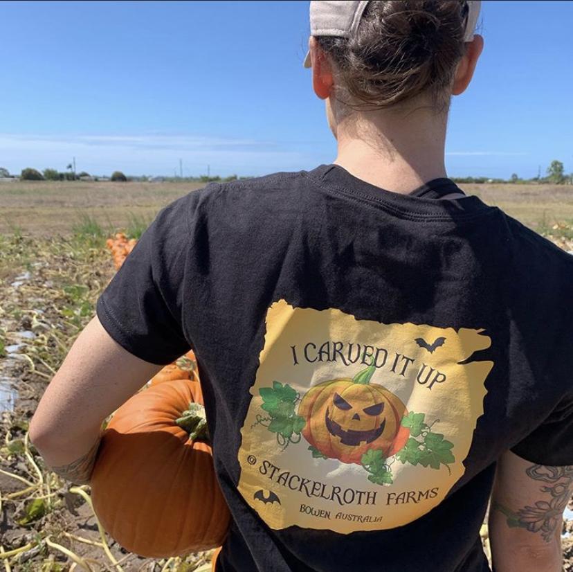 Pumpkins not spooked by Halloween deadline