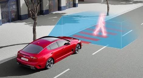 Autonomous emergency braking to be made mandatory from 2022