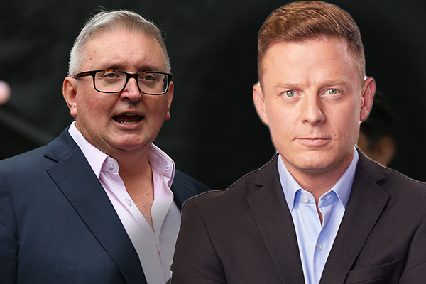 Article image for Ben Fordham goes head-to-head with Don Harwin over 'dud' Powerhouse plan