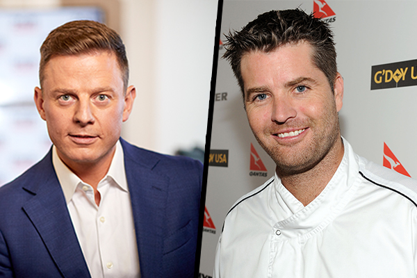 Article image for Ben Fordham responds to Pete Evans' accusations
