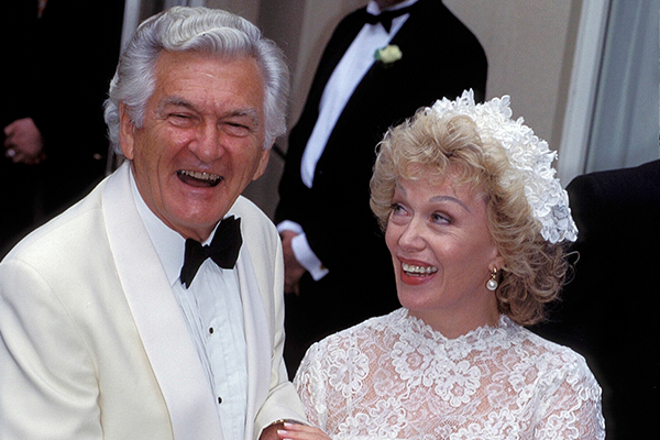 'We felt marvelous': Bob Hawke's widow shares intimate account of his death