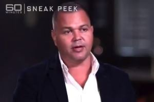 Anthony Seibold wants to become a voice for change against online bullying