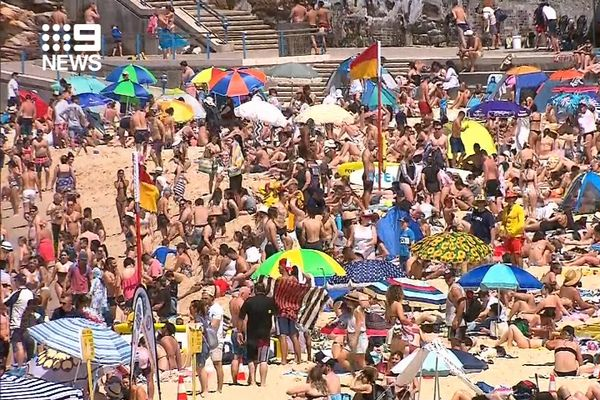 Sydney beaches nearing capacity: Where you can go for fun in the sun