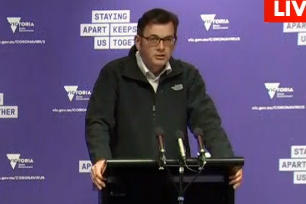 Daniel Andrews announces 'long overdue' removal of Victorian restrictions