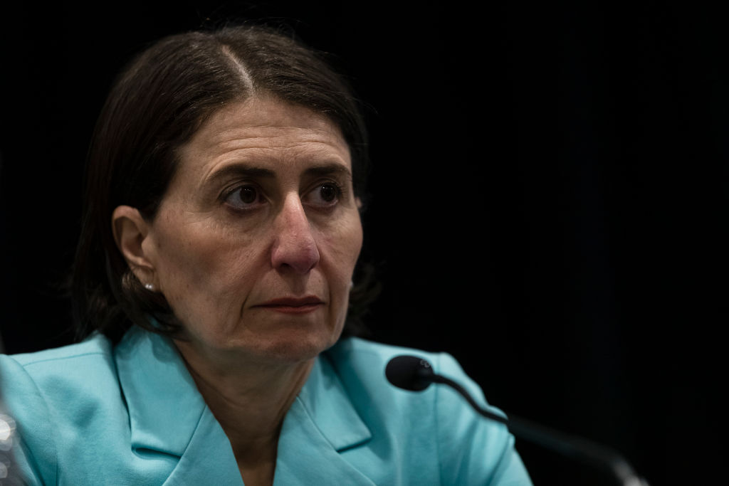 Article image for The crucial question to determine Gladys Berejiklian's future as Premier