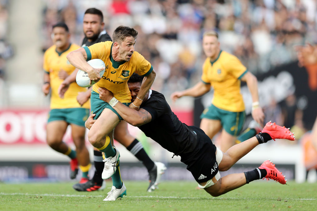 Article image for Do or die for young Wallabies as debutantes step into the spotlight