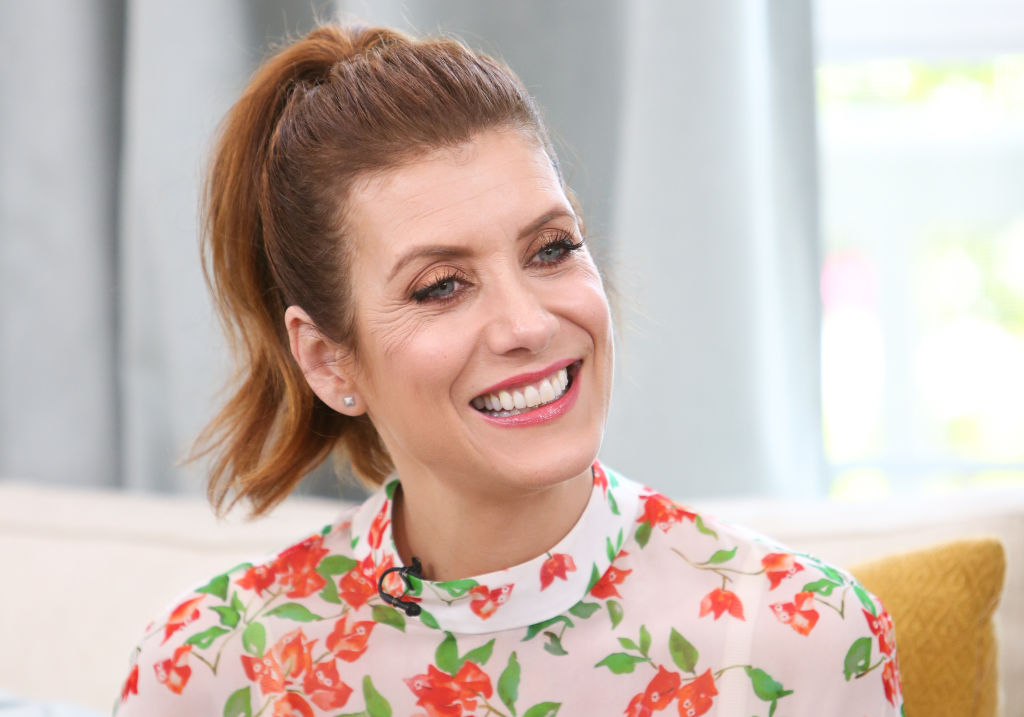 American actress Kate Walsh has no plans to leave Australia yet